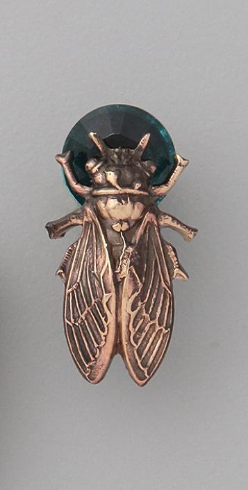 Iosselliani Crystal Fly Studs