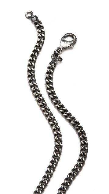 Iosselliani Stone Bib Necklace