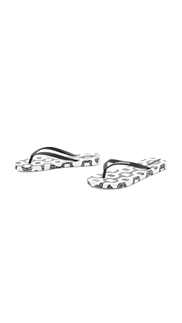 Ipanema Classic Premium Chain Print Flip Flops