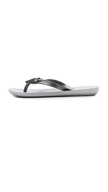 Ipanema Neo Bling Diamond Flip Flops