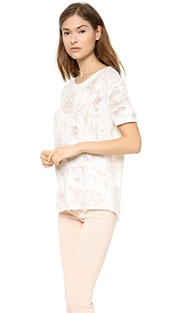 IRO.JEANS Nasta Short Sleeve Tee Shirt
