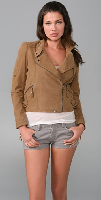 IRO Mori Suede Jacket