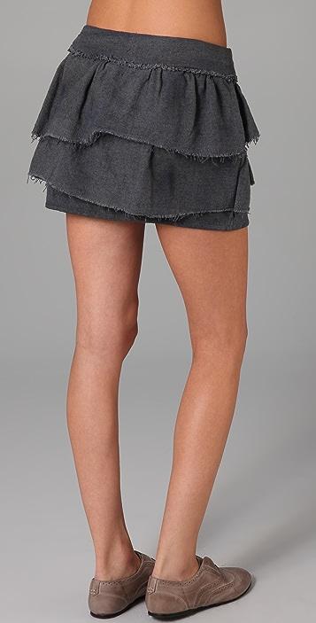 IRO Grisha Layered Skirt