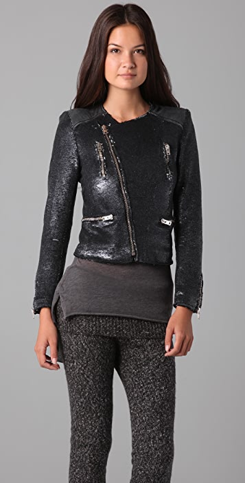 IRO Cuzia Sequin Jacket