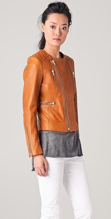 IRO Isabelle Leather Jacket