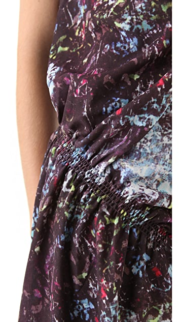 IRO Luisa Printed Dress