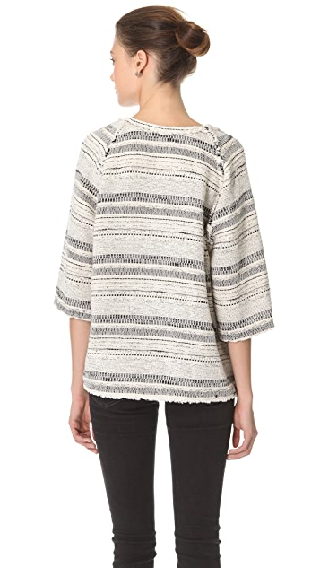 IRO Fury Striped Sweater