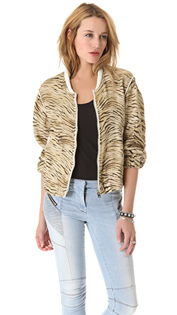 IRO Jeffry Bomber Jacket
