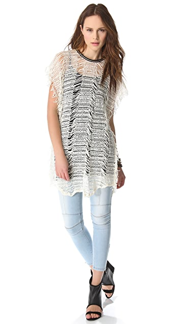 IRO Elma Fringe Dress / Tunic