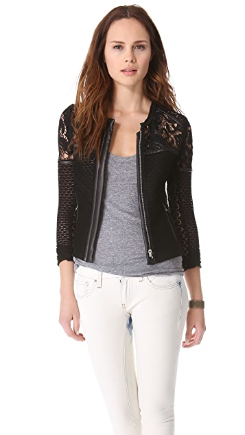 IRO Lewis Lace Jacket