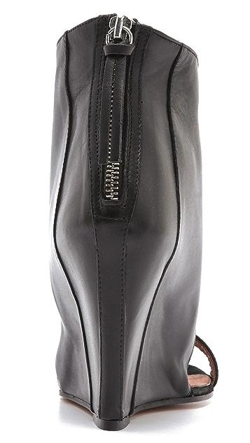 IRO Manel Wedge Sandals