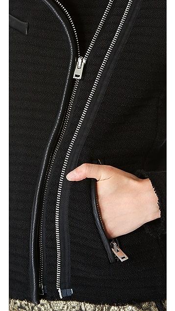 IRO Maiden Ribbed Jacket