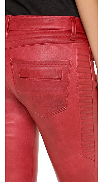 IRO Tiane Leather Pants