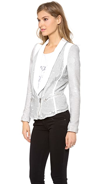 IRO Hadley Sequin Jacket