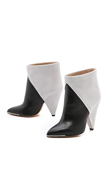 IRO Sherie Cone Heel Booties