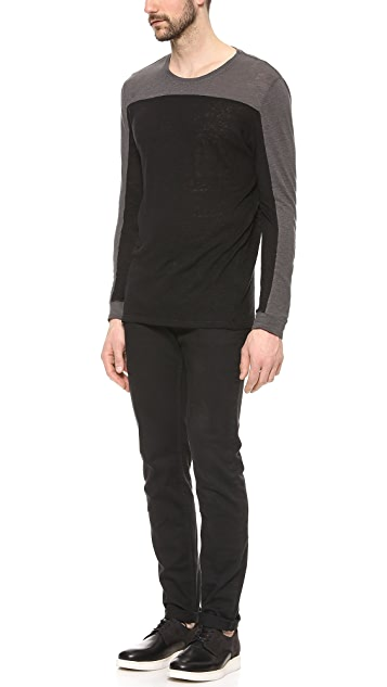 IRO Marx Long Sleeve T-Shirt