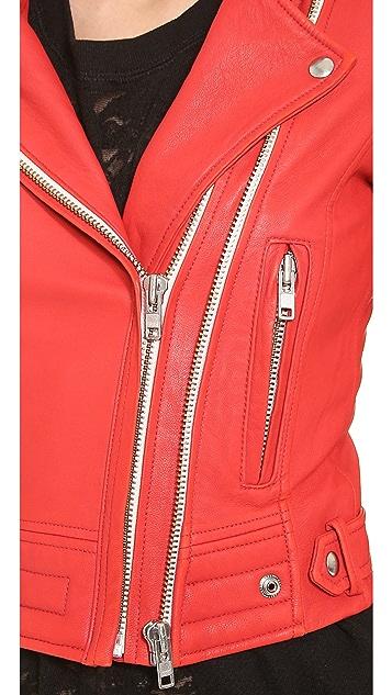 IRO Luiga Leather Jacket