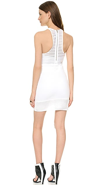 IRO Hailee Striped Dress