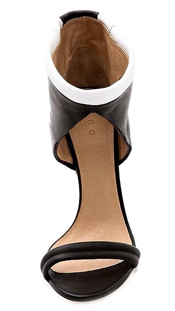 IRO Sisoka Contrast Sandals