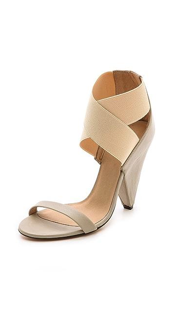 IRO Sohak Elastic Strap Sandals
