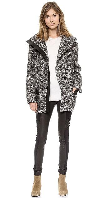IRO Chayton High Neck Coat