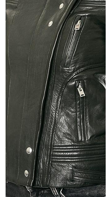 IRO Joss Leather Jacket