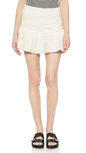 IRO Кружевная юбка Filen