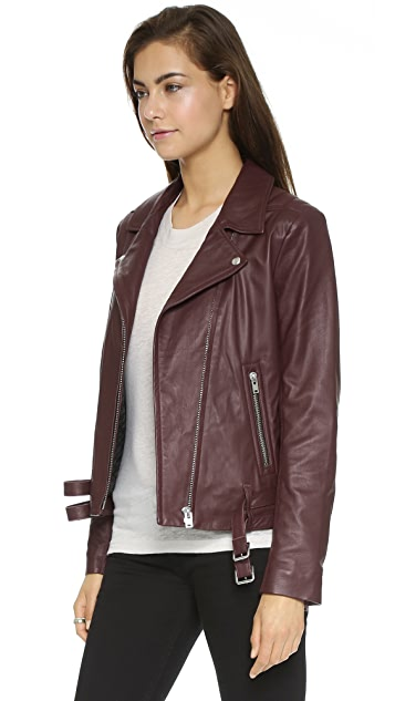IRO Jone Leather Jacket