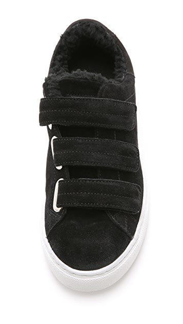 IRO Nuno Suede Sneakers