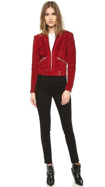IRO Tatiana Leather Jacket