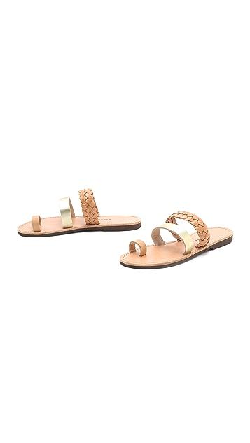 ISAPERA Iliotropio 2 Band Sandals