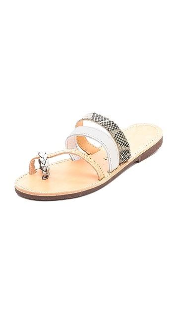 ISAPERA Petounia Sandals
