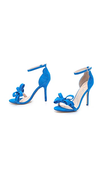 Isa Tapia Adore Bow Sandals