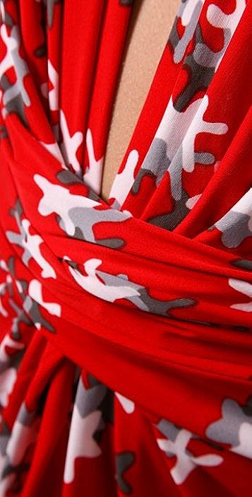 ISSA Kimono Dress