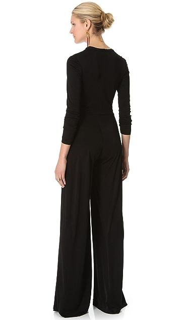 ISSA Long Sleeve Jumpsuit