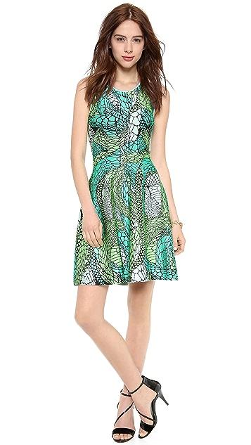 ISSA Sleeveless Knit Dress
