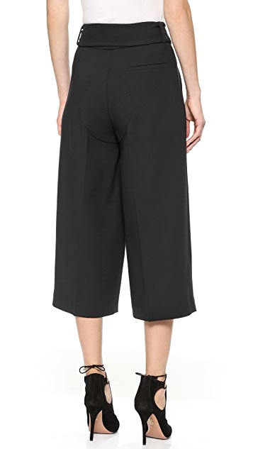 ISSA Judy Wide Leg Pants