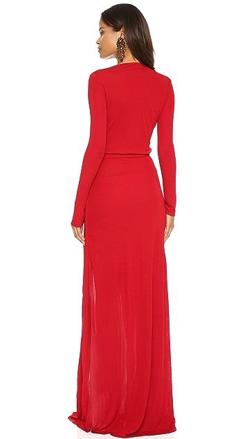 ISSA Antonia Long Dress