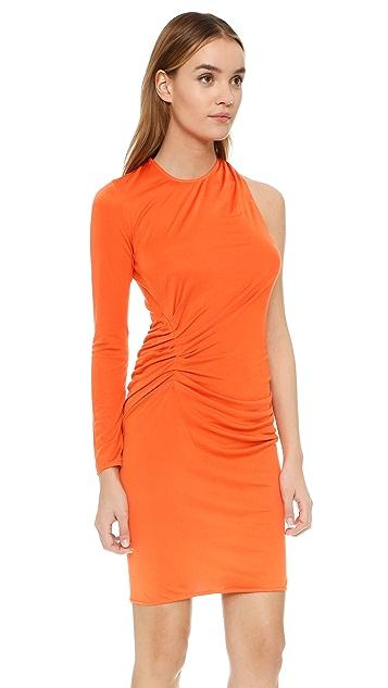 ISSA Venice One Sleeve Dress