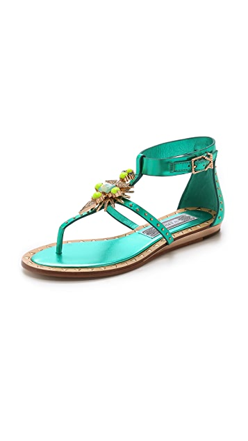 Ivy Kirzhner Babel Embellished Sandals