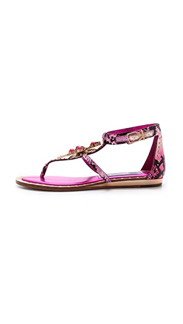Ivy Kirzhner Babel Embellished Sandals