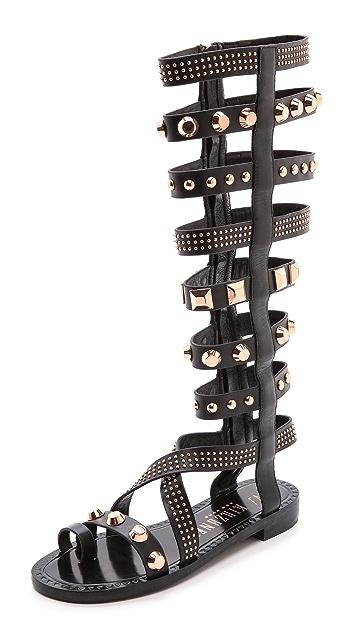 2bcc4cfe2a9 Ivy Kirzhner Triumph Gladiator Sandals ...