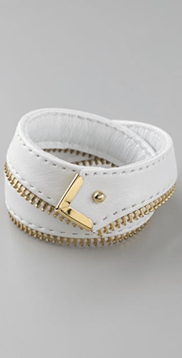 Jack Rabbit Collection Zipper Bracelet