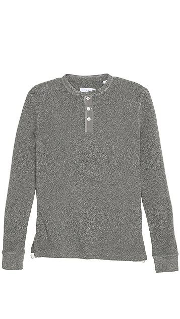 87e7f956 The Chandler Henley T-Shirt