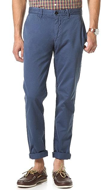 Jack Spade Dixon Slim Chino Pants