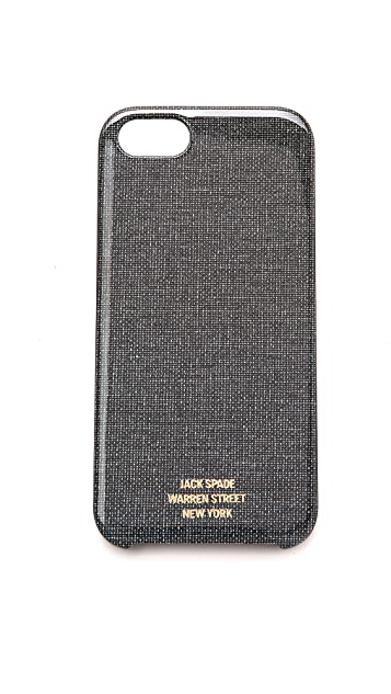 Jack Spade Book Cloth iPhone 5 / 5S Case