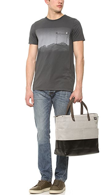 Jack Spade Dipped Carpenter Bag