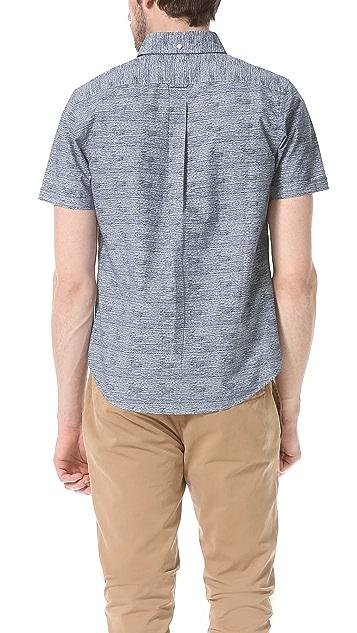 Jack Spade Pavement Print Shirt