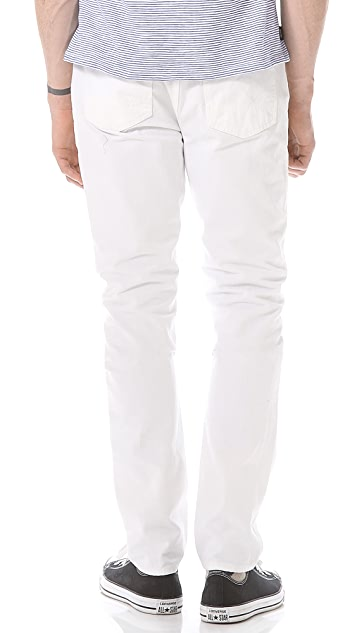 Jack Spade Brantley 5 Pocket Jeans