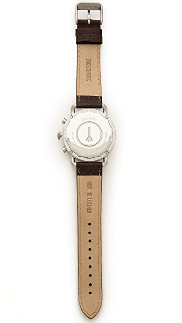 Jack Spade Frasier 1-Eye Chronograph Watch